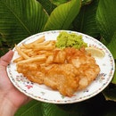 Snapper Fish & Chips ($16.50)