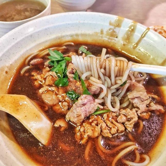 Beef noodles 🐄 牛肉麵 🐮 🙂