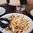 Truffle Kombu Fries — $15