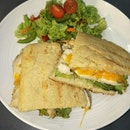 Roasted Chicken Sandwich (RM15.90)