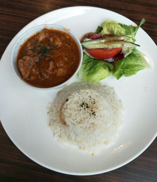 Spanish Pork Stew With Tasty Rice (RM15.90)