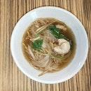 Pork Boat Noodle (RM1.90)