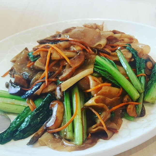 Vegetarian Hor Fun
