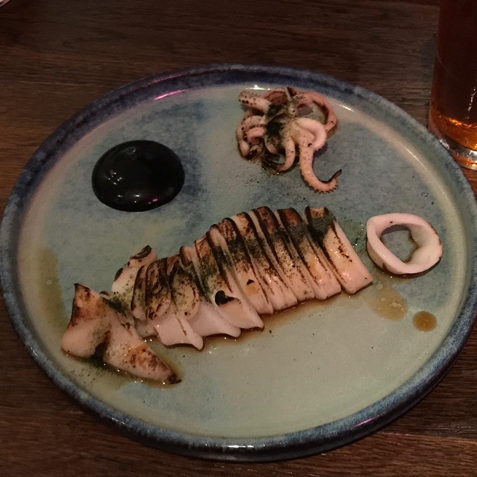 Squid @ $12