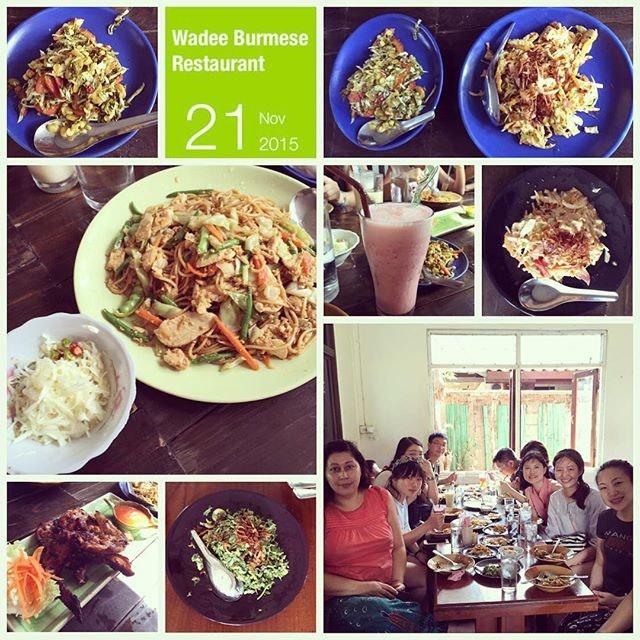 Authentic Burmese Delights