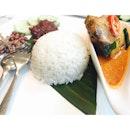 Papparich Nasi Lemak With Curry Chicken