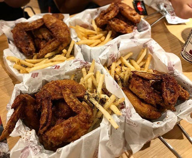 4Fingers Crispy Chicken (Changi Airport Terminal 3)