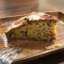 French Rose Vanilla Cake from @welldressedsaladbarsg! 🌹