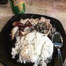 Don't call the diet police 👮🏼 , , , , , , #spicyfood #spicyporkbelly #iskinacebu #iskinacebusingapore #cholesterol #appetite #sgeatout #sgeats #burpplesg #burpple #instafood #weekend #saturdate #eatoutsg #makan #thisisculture #pinoyfood #pinoypride