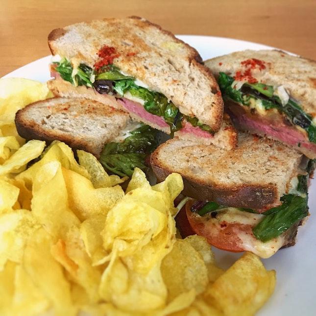 Beef Pastrami Sandwich ($12.90)