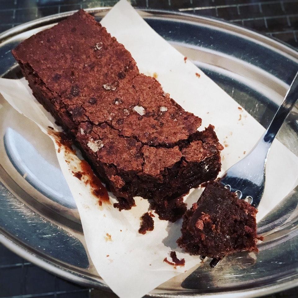 A Brownie Worth Brownie Points