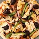 Crust Supreme Pizza