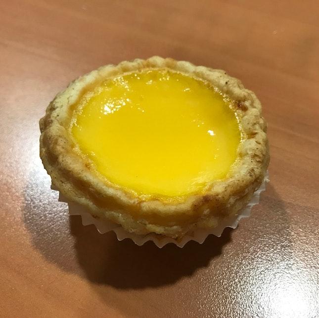 Famous Honolulu Egg Tart
