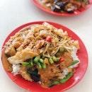 Scissor Cut Curry Rice@Jalan Besar