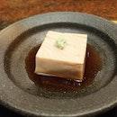 Tenshin 👍🏻 ✅Course Meal {10} Course 1: Tofu Appetizer.