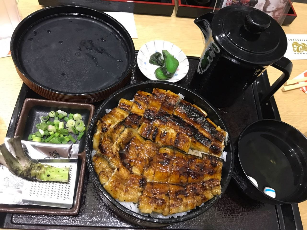 Large Unagi Set