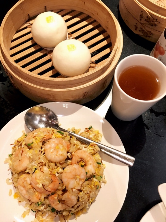 XO Fried Rice, Liushabao