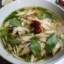 Best chicken pho I ever had - my upteen times visit!
