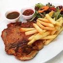 Chicken Chop @ Bowen's, Blk 526 Jurong West Street 52 #01- 329.