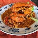 Chilli Crab 辣椒螃蟹 @ Keng Eng Kee Seafood 瓊榮記海鲜, Blk 124 Bukit Merah Lane 1 #01-136.