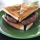 Steak Sandwich @ Colbar, 9A Whitechurch Road.