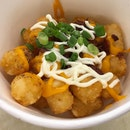 Tater Tots With Cheese & Bacon @Torched.sg | Blk 107 Clementi Street 12.