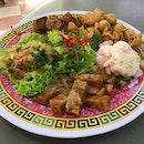 Cold Dish Combination (冷盘) @ Ah Orh Seafood Restaurant | Blk 115 Jalan Bukit Merah | #01-1627.