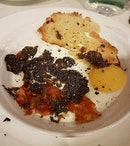 This burrata dish is not worth it $68++