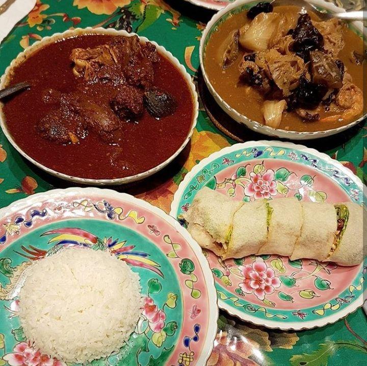 Viet, Thai, Indo, Peranakan cuisines