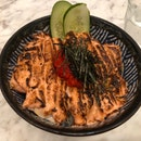 Mentaiko Salmon Don ($23.30)