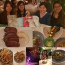 Christmas and birthday celebration at Don Ho - a restaurant with fusion tapas concept?