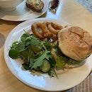 Curried Black Bean Burger [Sgd 14.8++]