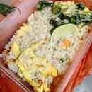 Tom Yam Fried Rice($3)