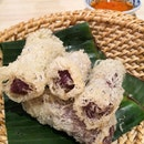 Fried Yam Spring Roll($4)😄
