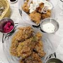 Korean Fried Chicken(6pcs - $16.90/12 pcs - $29.90)