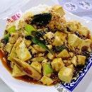 Mapo Tofu Rice($4)👌