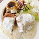 Chicken Cordon Bleu($12.90)🐔🧀