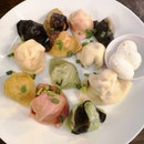 Dumplings Combo Platter($19.90)🥟
