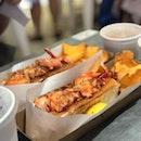 Decent Lobster Roll