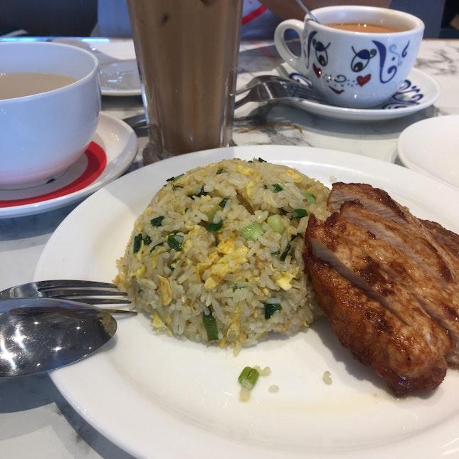 Hong Kong Cafe