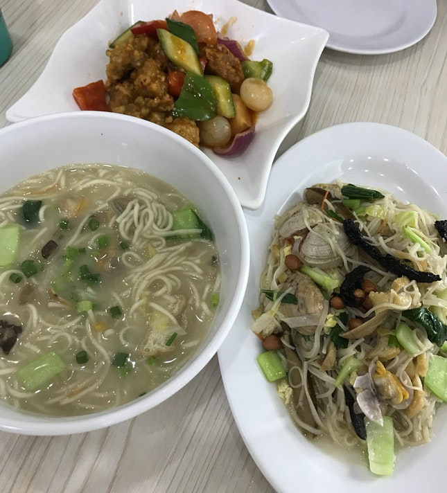 Decent Heng Hwa Food