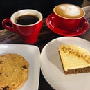 Cookie, Carrot Cake & Coffee