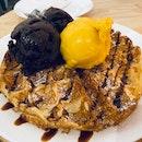 Waffle & Ice-Cream
