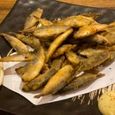 Fried Horse Mackarel