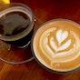 Ebony & Ivory Coffee
