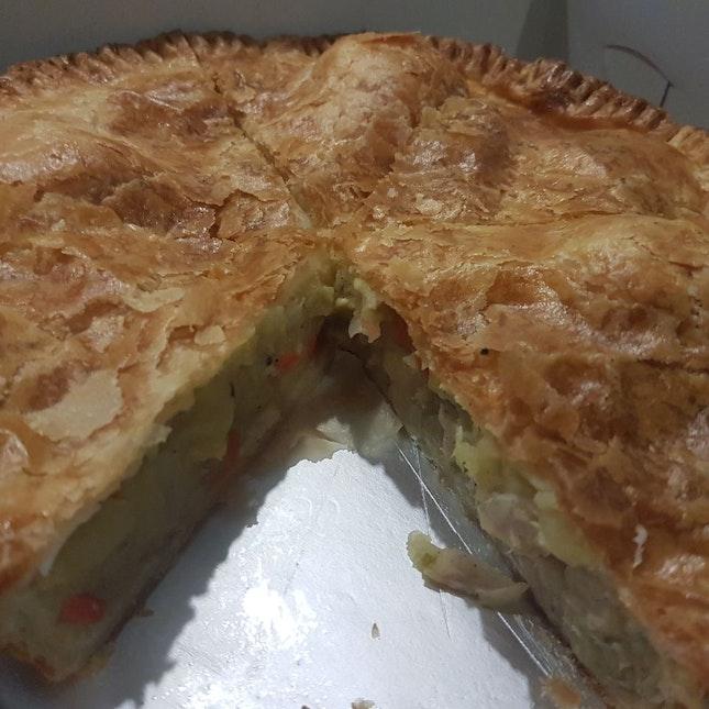 Chicken Pie!