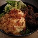 Beef Brisket Bowl