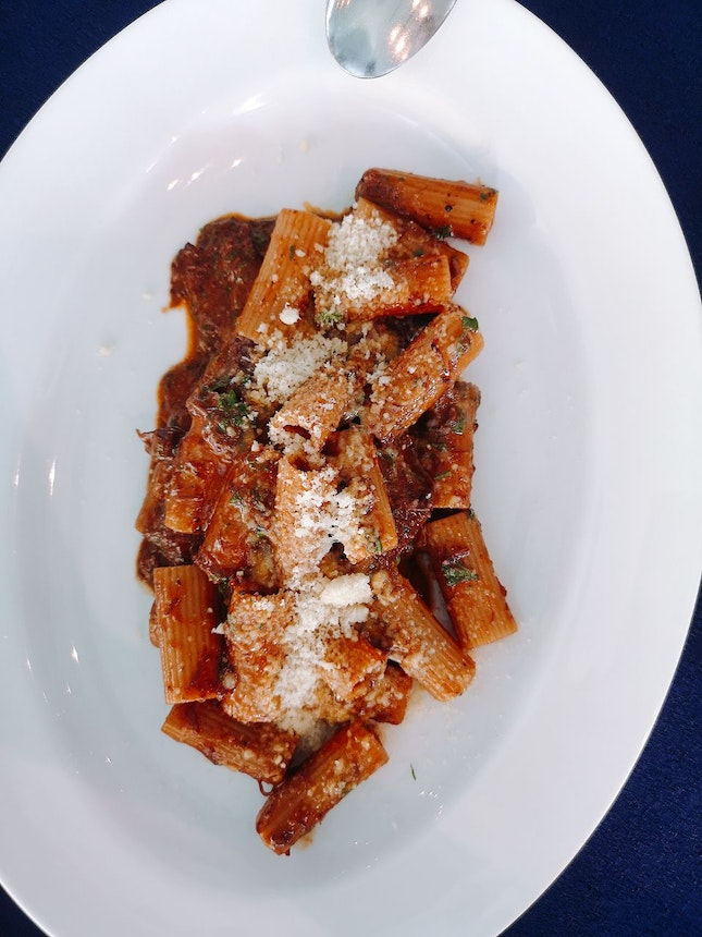 Beef Stew With Wine Pasta