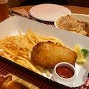 Cordon Bleu Schnitzel $29.90++
