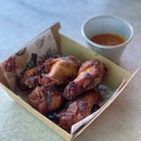 Woodfire Smoked Drumlets $7